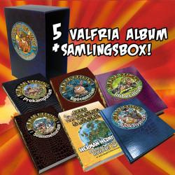 Totalitarium (Samlingsboxen inklusive fem osignerade böcker)
