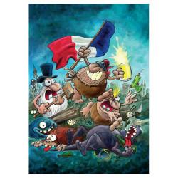 Vive La Revolution (Affisch)